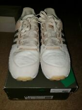 Adidas EQT SUPPORT RF Running Shoes White - Mens - Size 12 fit more like a 13...