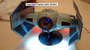 Star Wars Darth Vaders Tie Fighter Revell 06655 Prewired Led Light Kit - SET 1