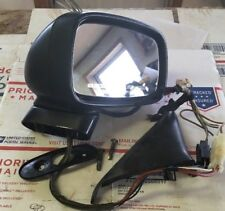 90 VW VOLKSWAGEN Corrado RIGHT/PASSENGERS Door Mirror BLACK