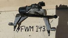 VW FOX 55 2007 FRONT WIPER MOTOR & MECHANISM LINKAGE 5Z2955023