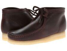Calzado de hombre senderismo Clarks color principal marrón