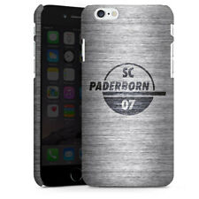 Apple iPhone 6s Premium Case Cover - SC Paderborn Metall