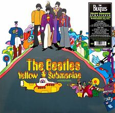 The Beatles-Yellow Submarine-LP 2012 Apple Records 180grm-Digitally remastered
