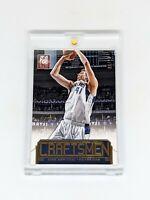 2012-13 Panini Elite Craftsmen Gold #25 Dirk Nowitzki /24 Dallas Mavericks HOF