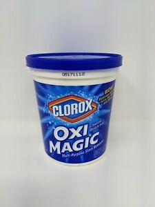 Clorox Oxi Magic Multi-Purpose Stain Remover Laundry Powder 32oz | Brand New