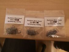 Blob Hooks Tyers multi pack barbless trout fly hook