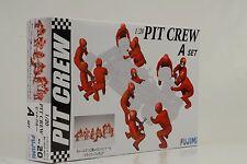 Pit Crew Set 13 Figuren Figur Diorama Kit Bausatz ID-20 - 1:20 Fujimi 112442