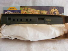 1970's HO Scale Athearn 1843 Southern Pacific Std Railway Post Office SP463