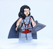 A1309 Lego CUSTOM PRINTED marvel lego game inspired LADY SIF MINIFIG Thor Loki