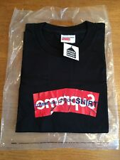 Supreme x Comme Des Garçons SHIRT Box Logo Shirt SMALL BNWT AUTHENTIC DSM BOGO