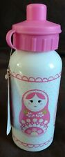 SAINSBURY'S RUSSIAN DOLL WATER DRINKS BOTTLE - NEW WITH TAGS