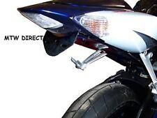 Suzuki GSXR1000 K5 K6 2005-2006 black R&G racing tail tidy licence plate holder