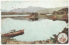 Middle Lake, Killarney, 1906 postcard