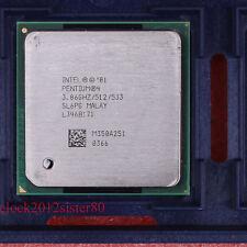 Good work Intel Pentium 4 533 MHz 3.06 GHz Socket 478 CPU Processor SL6PG SL6S5