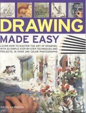 Drawing Made Easy: Learn how to master the art of drawing with-ExLibrary
