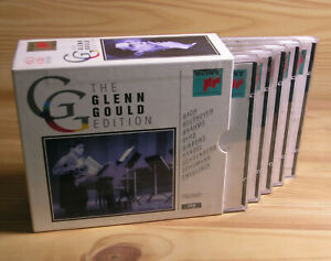 The Glenn Gould Edition 5 CDs Vol. 3 / Bach, Beethoven, Brahms, Schumann, etc.