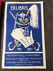 Original Königs Ulanen Regt. 1. Hannov. Nr.13 überreicht 1909 ExlibrisFotos, Briefe & Postkarten - 34648