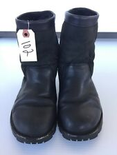 Ugg Australia Mens Black Short Boot Size 7 #102