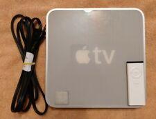 Apple TV (1st Generation) 40GB Media Streamer - A1218 w/ remote - Tested