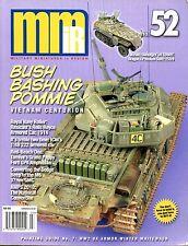 Military Miniatures In Review Magazine No 52 Vietnam Centurion & SdKfz 250/9
