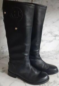 HUNTER Leather under Knee Boots UK 5 EU 38 Superb Hardly Used Cond