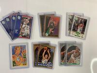 Lot of 13 - Larry Bird NBA Basketball Cards - 1990-1991-1992