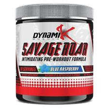 Savage Roar Preworkout | Dynamik Muscle | Pre-Workout | Formulated By Kai Greene