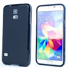 Ultra SLIM Light TPU Phone Case Cover Skin for Samsung Galaxy S5 i9600 Frost