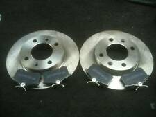 PEUGEOT 307 BRAKE DISCS BRAKE PADS REAR SW HDI ESTATE