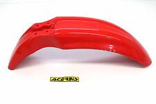 New Red Front Fender Honda XR250R XR400R Mud Guard Acerbis XR250 XR400 #J02