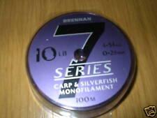 Drennan  Series 7 monofilment fishing Line 10 lb 100m