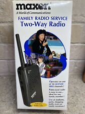 Maxon FRS-114 Family Radio Service Two-Way Radio