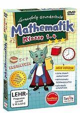 Lernerfolg Grundschule Mathematik 1-4 Klasse ... | Software | Zustand akzeptabel