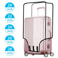"""18""""-30"""" Protective Luggage Suitcase Dust Cover Protector Elastic Anti Scratch A1"""