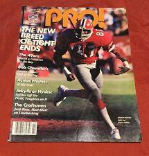 Pro Magazine October 1982 Bob Chandler John Ham Matt Blair