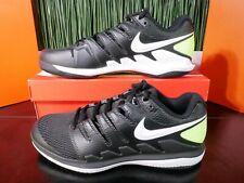 Nike Air Zoom Vapor X HC Tennis Shoes Black White AA8030-009 Size 9-14