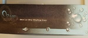 Makeover Essentials Wet Or Dry Styling Flat Iron