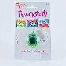 Translucent Green Yellow Buttons Tamagotchi Mini Series 2 Original Virtual Pet