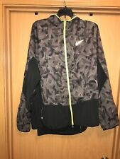 Nike Running Camouflage Trail Kiger Running Packable Jacket Sz Xxl Msrp 150