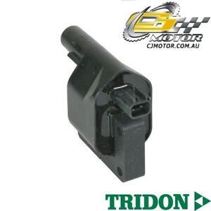 TRIDON IGNITION COIL FOR Suzuki Swift SF (Carb) 12/90-06/00,4,1.3L G13BA