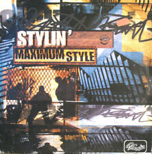 Maximum Style - Stylin' (1997) BMG Entertainment CD A23/V10/K99/104/109/K127/137