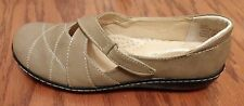 Ingaro Sonoma womens tan leather sandals size 8 M