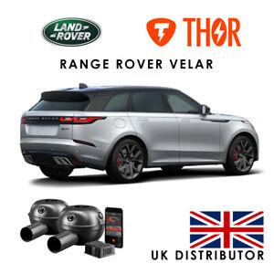Land Rover Range Rover Velar THOR Electronic Exhaust, 2 Loudspeaker UK