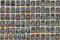 2017 Topps Series 1 & 2 Silver Pack 1987 Chrome Refractor Baseball Cards U Pick