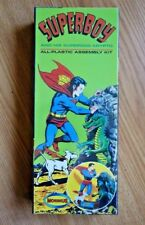 2010 Moebius Superboy and Krypto All Plastic Assembly Kit