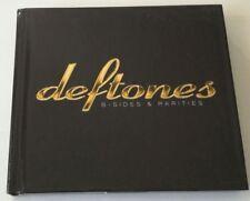 DEFTONES B-SIDES & RARITIES DIGIPACK CD + DVD ALBUM OTTIMO SPED GRATIS +ACQUISTI