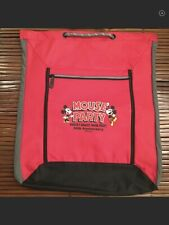 Mickey Mouse Backpack/Tote Bag with Pen
