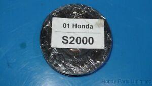 00-03 Honda S2000 OEM engine motor crankshaft crank shaft pulley AP1 F20C1