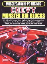Chevy Monster Big Blocks: Musclecar & Hi-Po Engines