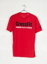 Reebok RCF Forging Elite Fitness Tee T-shirt Uomo Shirt Maglietta sportiva XXL